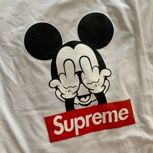 Other - Mickey Mouse explicit shirt